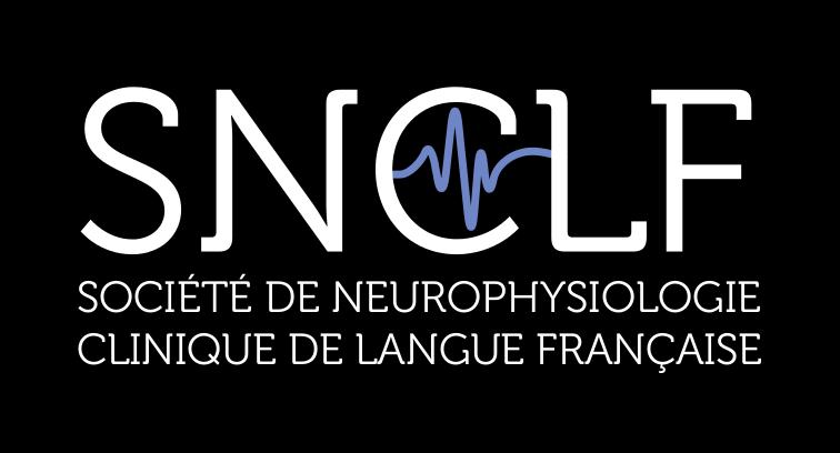 Logo SNCLF - Société de neurophysiologie clinique de langue française