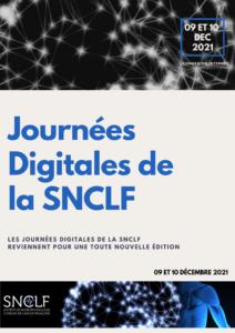 Journées digitales de la SNCLF